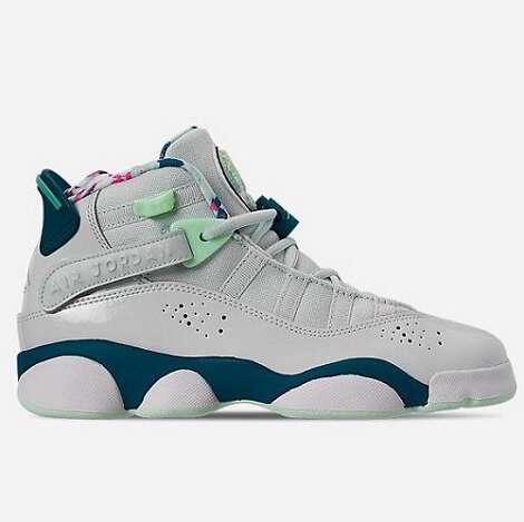 reputable site b10a1 c750f 乔丹Air Jordan 6 Rings 大童款篮球鞋$120 - 北美找丢网