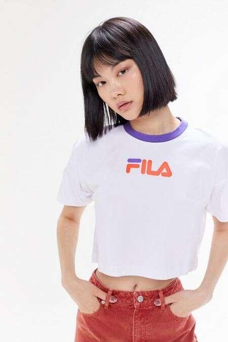 FILA UO 限定T恤