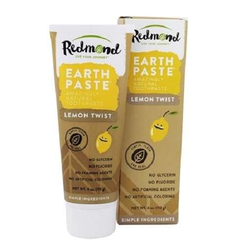 Redmond Trading 柠檬味牙膏