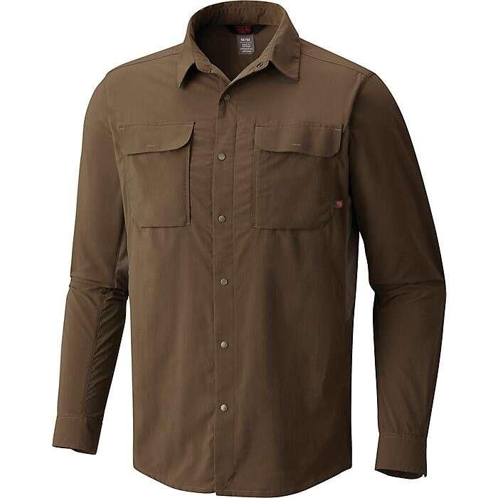 男士长袖衬衫