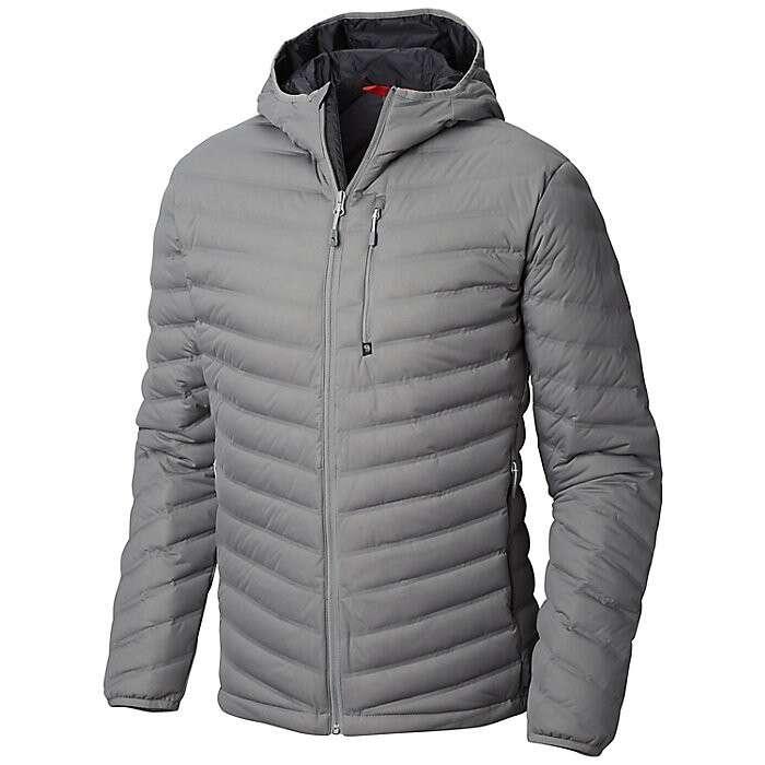 男士保暖夹克