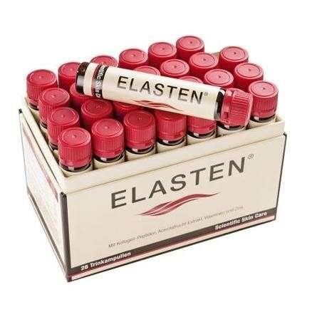 Elasten 伊莱胶原蛋白肽口服液