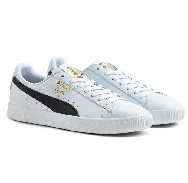 Clyde Core Foil sneakers
