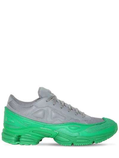 ADIDAS BY RAF SIMONS RS OZWEEGO III TWO TONE SNEAKERS