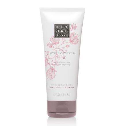 Sakura 滋养舒缓护手霜 70ml