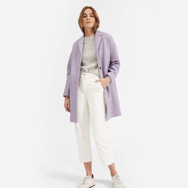 Everlane The Cocoon Coat