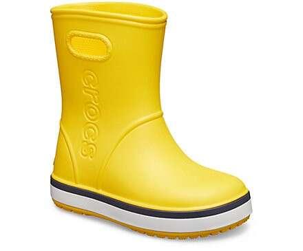 Crocband 儿童雨鞋