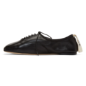 Loewe 黑色芭蕾舞鞋