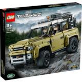 LEGO 乐高 科技系列 路虎卫士越野车(42110)