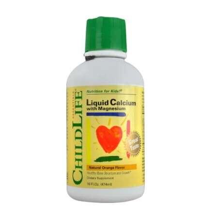 Childlife 钙镁锌