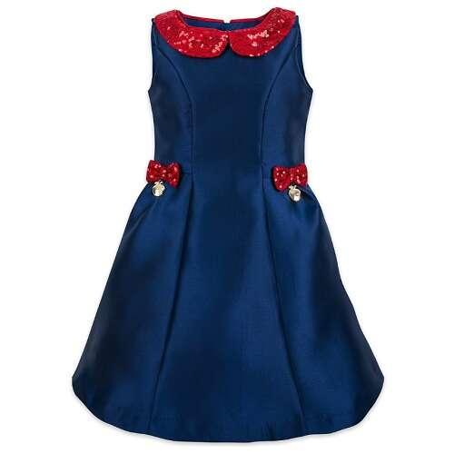 白雪公主儿童连衣裙