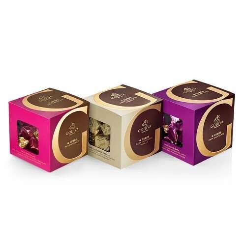 巧克力立方盒