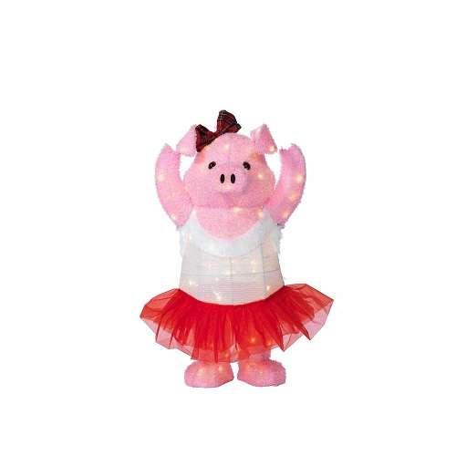 LED跳舞猪
