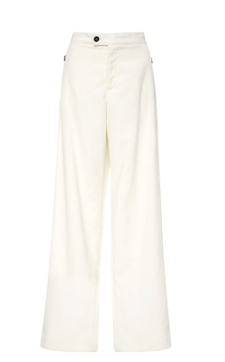 Bogner X White Cube Ylvi Cotton Wide Leg Pants