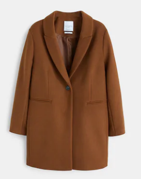 Lapels 羊毛外套