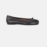 大码福利!Maison Margiela Logo-Embossed Tabi 分趾鞋