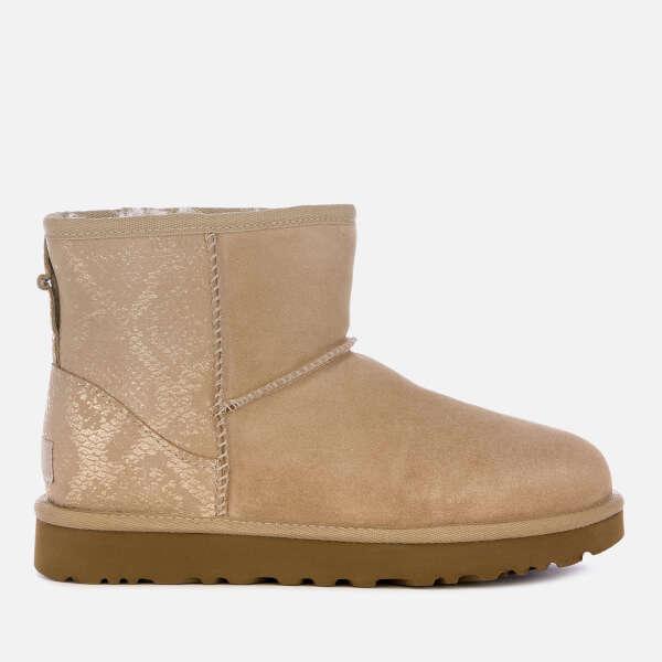 女士短款雪地靴