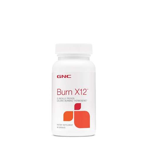 BURN X12™ 瘦身燃脂配方