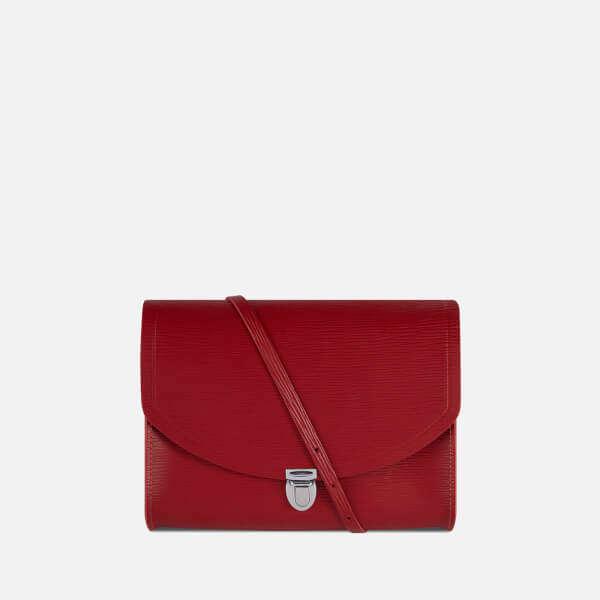Push Lock Bag - Red 1914