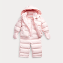 Ralph Lauren 拉夫劳伦 2-Piece Snowsuit Set 婴儿羽绒两件套
