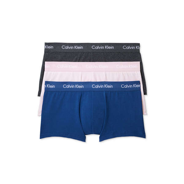 Calvin Klein 内裤三条装