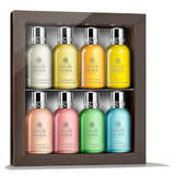 7.5折!Molton Brown 摩顿布朗 新品活力沐浴露套装 8×50ml