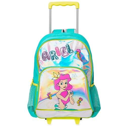 小美人鱼拉杆背包