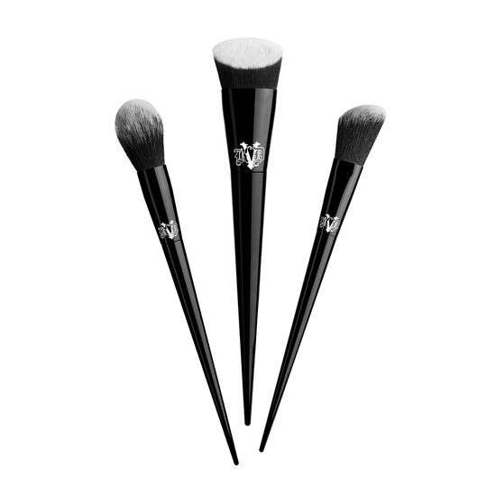 Flawless Face 3-Piece Brush Set