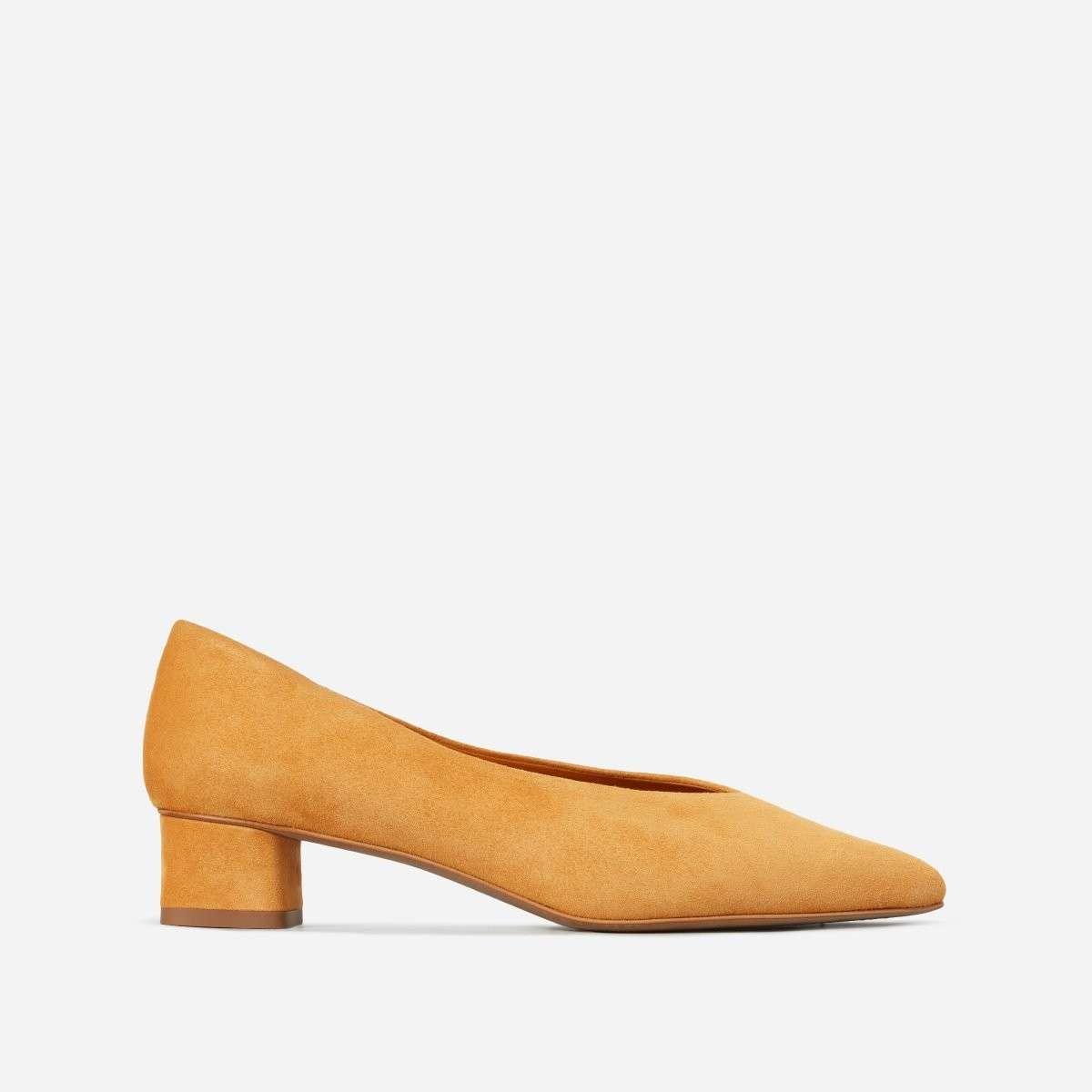 The V Heel 高跟鞋