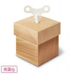 榉木音乐盒方形