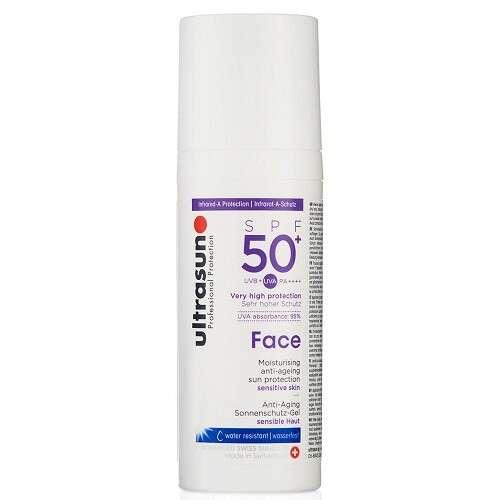 抗老面部防晒霜 SPF50+ 50ml