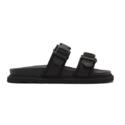 Bottega Veneta 黑色拖鞋