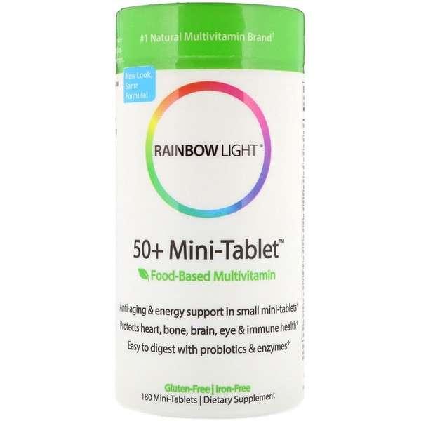 50+ Mini-Tablet多种维生素