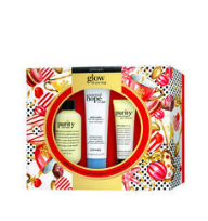 glow all year long 3-piece skin care set