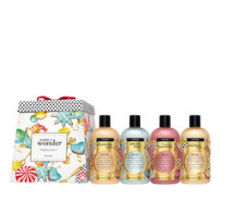 scents of wonder 4-piece shower gel set