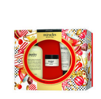 miracles all year long 3-piece skin care set