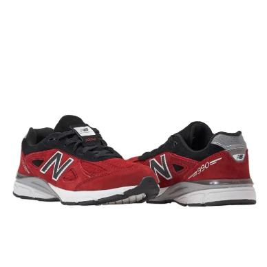 huge selection of dc742 ef3dc New Balance 新百伦990 大童款复古运动鞋$40 - 北美找丢网