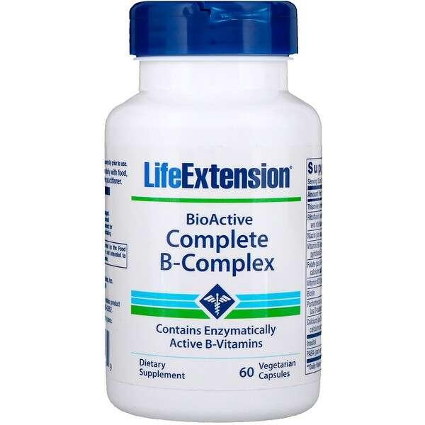 BioActive完全B族维生素