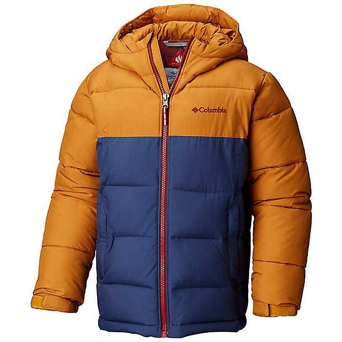 青少年保暖外套