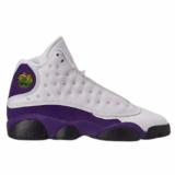 Air Jordan 乔丹 Retro 13 湖人配色 男子篮球鞋