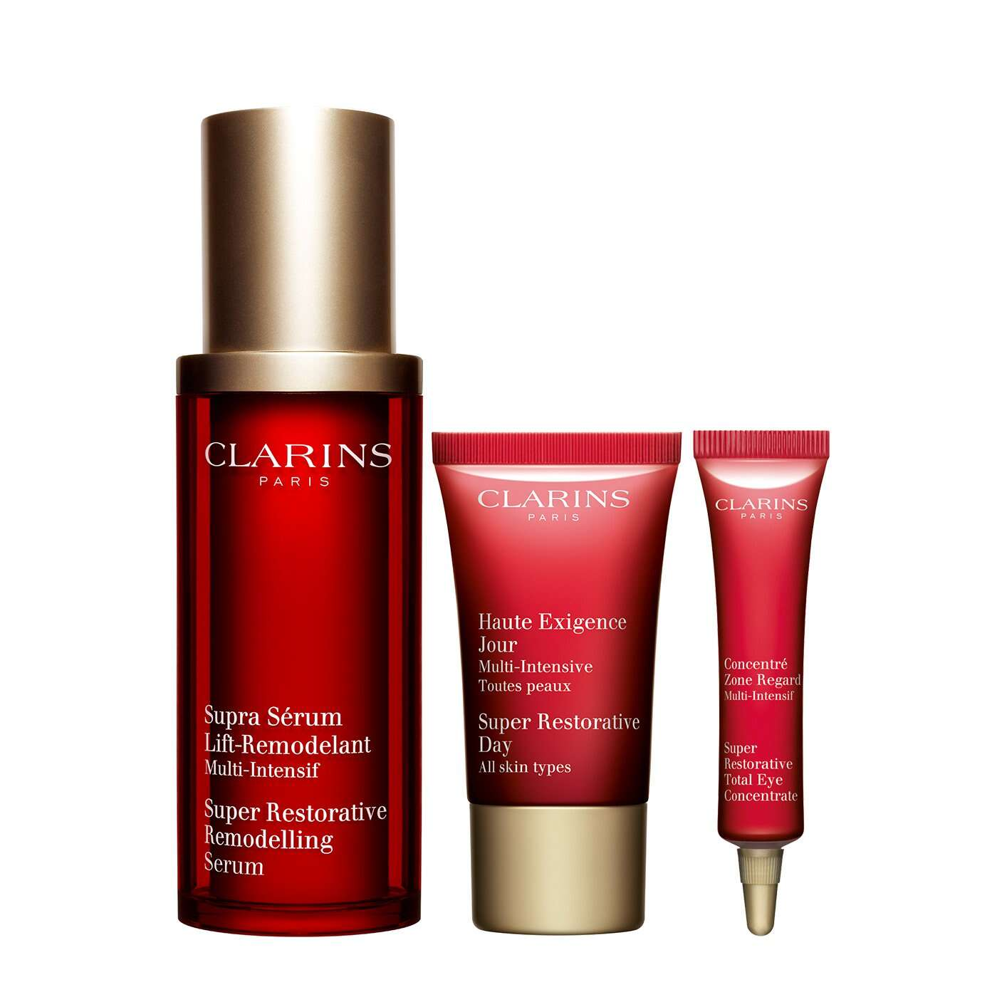 Super Restorative Age-Defying Trio ($214 Value)