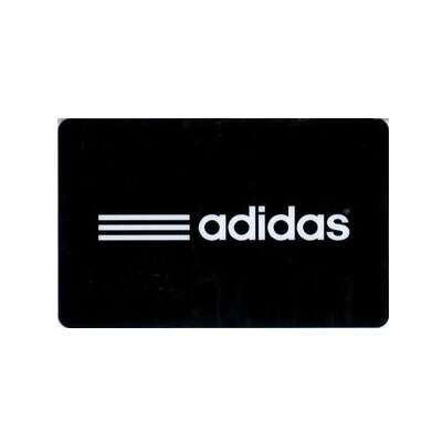 Adidas 电子卡