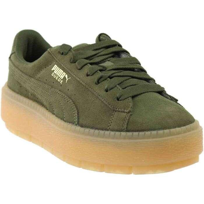 Platform Trace 厚底鞋