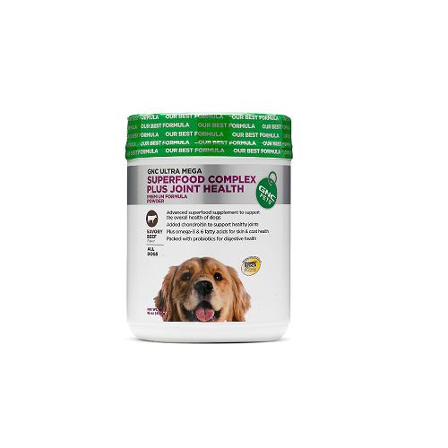 用于犬类髋关节健康