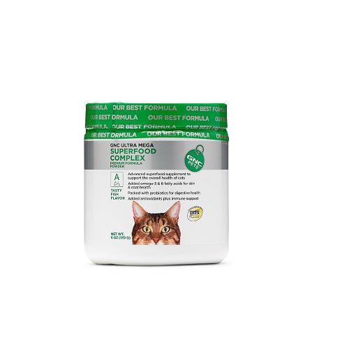 用于猫类多种营养补充