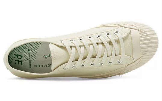 GROUNDER LO 低帮白色饼干鞋