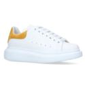 Alexander McQueen SS19 新色小白鞋