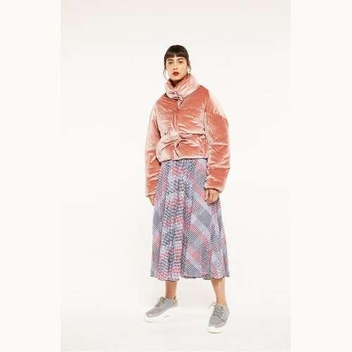 WD7 丝绒保暖夹克外套