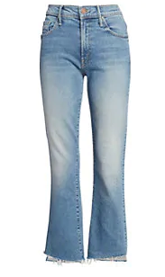 MOTHER 七分裤