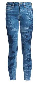Frame 雪花裤
